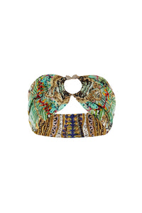 CAMILLA RING HEADBAND CHAMPAGNE COAST