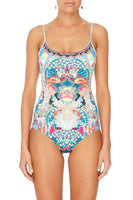 ROUND NECK ONE PIECE MISO IN LOVE