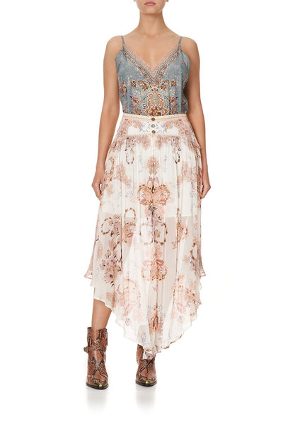 SHAPED WAIST SKIRT MARRAKESH MAIDEN
