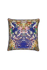 CAMILLA MAIKOS MIDNIGHT SMALL SQUARE CUSHION
