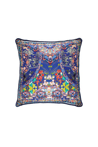 CAMILLA SATURN SISTER SMALL SQUARE CUSHION