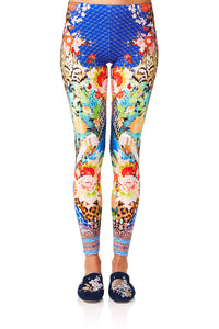CAMILLA SPACE COWGIRL LEGGINGS