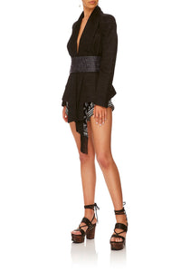 CAMILLA WILD MOONCHILD TAILORED KIMONO JACKET