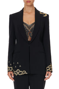 TAILORED MID LENGTH JACKET WISE WINGS