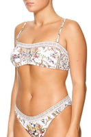 SOFT BANDEAU WITH TRIM OLYMPE ODE