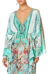 V-NECK KAFTAN WITH TIE WAIST I DREAM OF MARIE