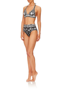 CAMILLA WILD MOONCHILD WIDE BAND HALTER