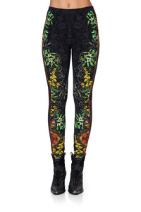 LEGGINGS WITH SIDE PANEL BLACKHEATH BETTY