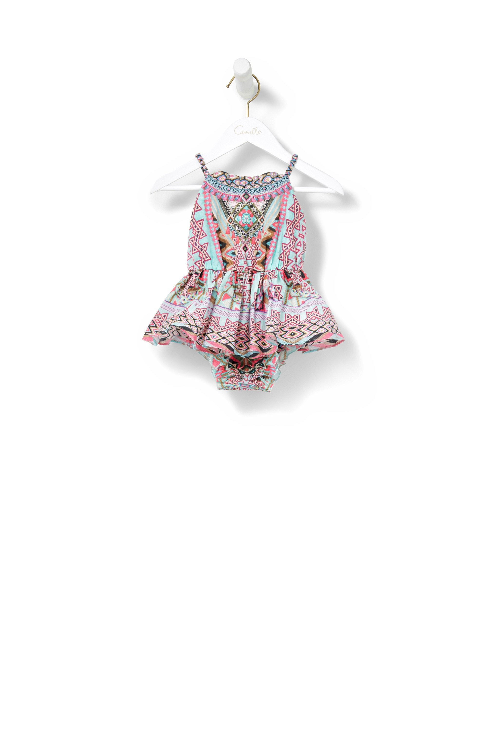 MOCHILLA CHILLER TODDLERS JUMP-DRESS