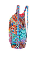 MS MOCHILLA EMBELLISHED BACKPACK