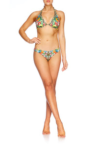 COOL CAT HALTER UNDERWIRE BIKINI