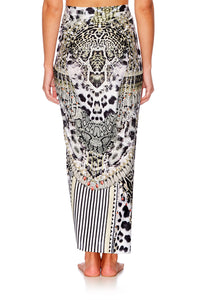 ANIMAL INSTINCT LONG SARONG