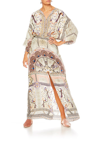 MAMA BAKSHI SPLIT POCKET DRESS