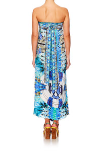 LEAVE ME WILD SARONG MULTI WEAR DRESS