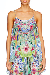 BAHIA BLISS LOW BACK TOP
