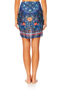 KINDNESS KALEIDOSCOPE SHORT SARONG