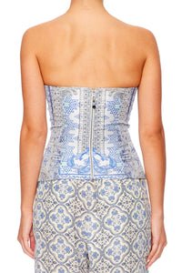 THE SWEET ESCAPE MOULDED CORSET