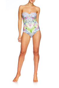 BAHIA BLISS BANDEAU ONE PIECE