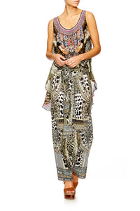 ANIMAL INSTINCT HAREM PANTS