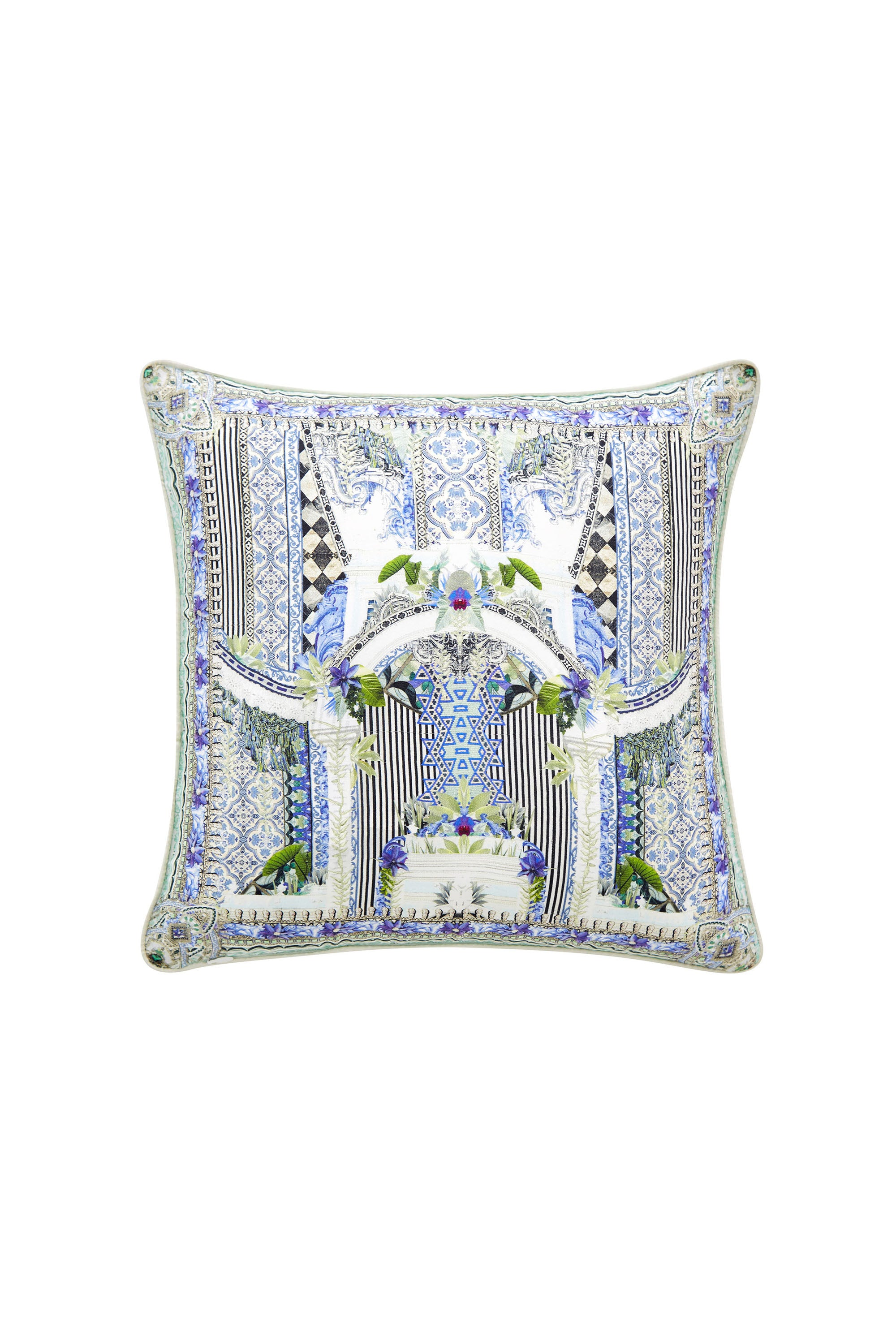 THE SWEET ESCAPE SMALL SQUARE CUSHION