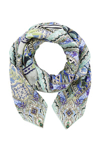THE SWEET ESCAPE LARGE SQUARE SCARF