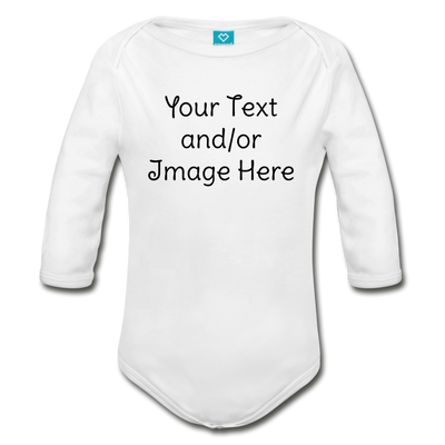 Custom Onesie® | Personalized Onesie® | Custom Baby Onesie® | Custom Baby Shirt | Baby Shower Gift | Custom Toddler Shirt | - white