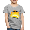 Premium You Are My Sunshine Shirt / Women's Shirt / Women's Clothes / Vintage Retro Style Tee / Ladies Graphic T-shirt / You Are My Sunshine Tee - heather gray