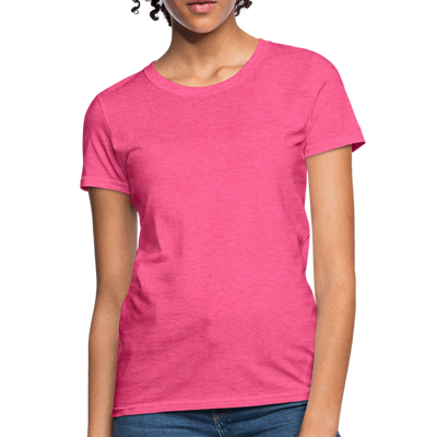 Women's T-Shirt - heather pink