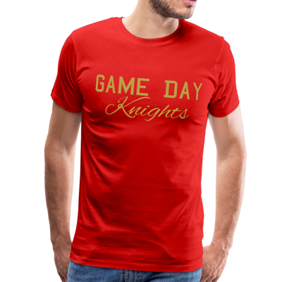 Premium Game Day Knights shirt | UCF shirt | University of Central Florida shirt | Knights shirt | College football shirt - red