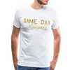 Premium Game Day Knights shirt | UCF shirt | University of Central Florida shirt | Knights shirt | College football shirt - white