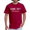 Unisex Game Day Buckeyes shirt | Ohio State shirt | Buckeyes shirt | College football shirt - dark red