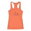 #Bachateria Next Level Racerback Tank