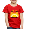 Premium You Are My Sunshine Shirt / Women's Shirt / Women's Clothes / Vintage Retro Style Tee / Ladies Graphic T-shirt / You Are My Sunshine Tee - red