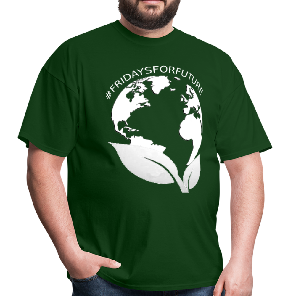 Fridays for Future - Climate Strike - Adult Unisex Tee T-Shirt