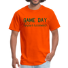 Unisex Game Day Canes shirt | UM shirt | University of Miami shirt | Hurricanes shirt | College football shirt - orange
