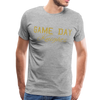 Premium Game Day Knights shirt | UCF shirt | University of Central Florida shirt | Knights shirt | College football shirt - heather gray