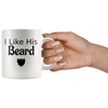 I Like Her Butt /Beard Mug