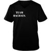 Team Bachata Pocket Custom Name Adult Unisex Vneck Tee