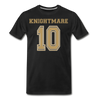 Custom UCF Game Day Unisex Premium T-Shirt 10 - black