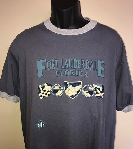 1991 Fort Lauderdale Florida Shirt