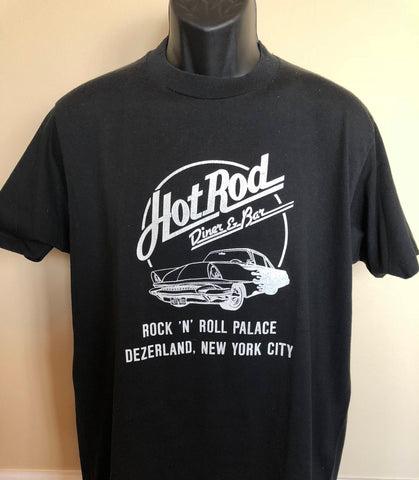 1988 Dezerland NYC Hot Rod Shirt