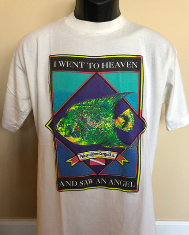 80s Curacao Divers Shirt