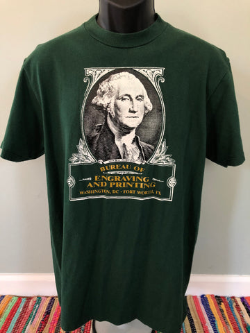 80s Bureau of Engraving and Printing Shirt