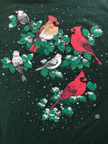 1994 Cardinal Winter Holly Shirt