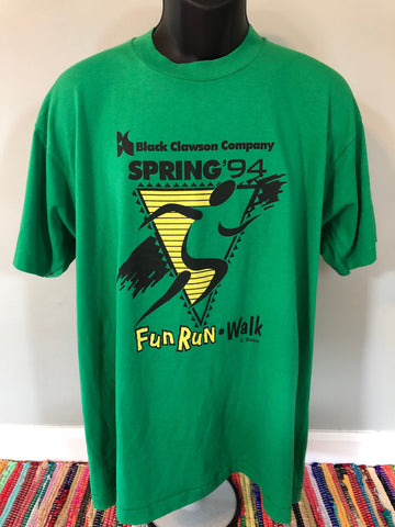 1994 Spring Fun Run Walk Shirt