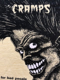 80s The Cramps Band Shirt