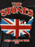 1981 The Rolling Stones Tour Shirt