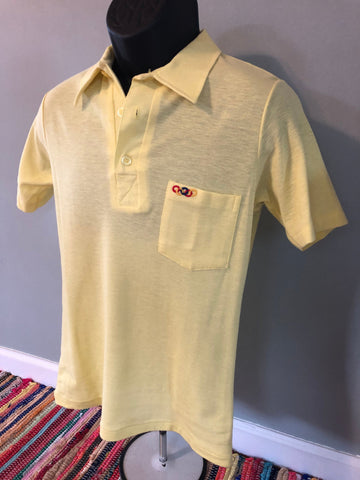 70s Olympic Ring Polo Shirt