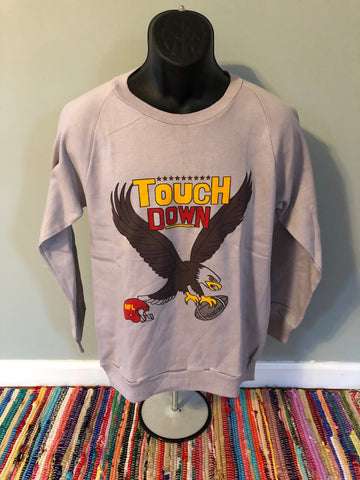 80s Football NFL Crew Sweatshirt