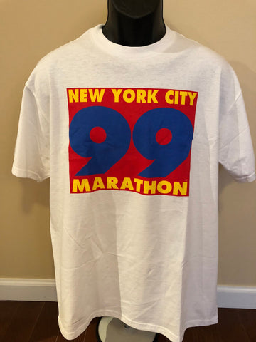 1999 New York City Marathon Shirt